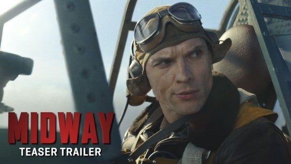 'Midway' may be the WWII Navy flick that will help us forget how bad 2001's 'Pearl Harbor' was