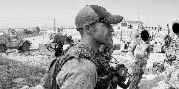 Navy SEAL Chief Edward