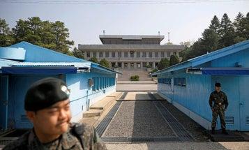 Trump proposes meeting Kim Jong Un at Korean DMZ