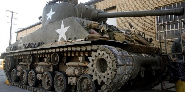 Trump claims 'brand new' World War II Sherman tanks will be part of July 4th salute to US military