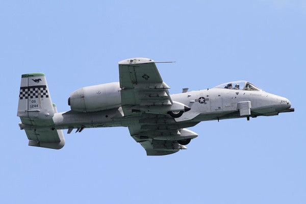 Air Force A-10 gets hit by bird, 'inadvertently' drops 3 dummy bombs in Florida