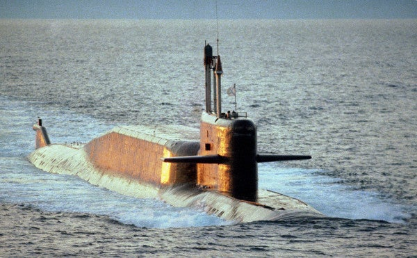 14 Russian sailors killed in submarine fire