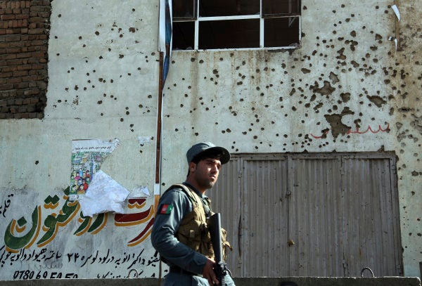 Afghan security forces and civilians suffer their deadliest week of 2019