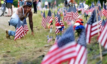 Thousands of bikers ride in honor of seven Marine motorcycle club members killed in June