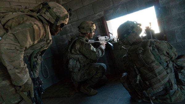 Older recruits and fat bonuses: A Pentagon task force wants a complete overhaul of the infantry