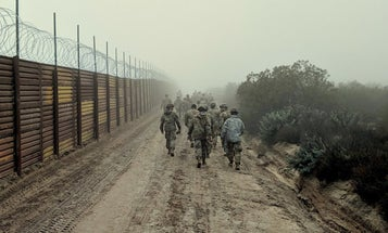 2 Marines arrested for allegedly smuggling undocumented immigrants from Mexico