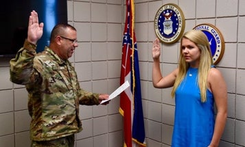Mississippi beauty queen turned air guardsman who dreamed of being pilot killed in plane crash