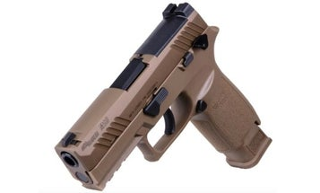 Army generals are getting their very own variant of the service's new handgun