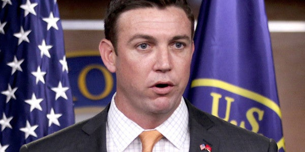 Rep. Duncan Hunter's failed visit to US Navy base in Italy was bogus cover for campaign-funded family vacation, judge rules