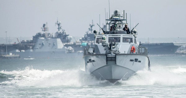 3 years after an embarrassing incident with Iran, the Navy's riverine squadrons are ready for a rematch