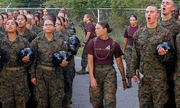 New Marine commandant: there will 'definitely' be more coed companies at boot camp