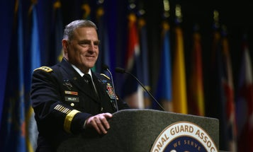 Gen. Mark Milley, Trump's nominee to become chairman of the Joint Chiefs of Staff, defends Pentagon transgender ban