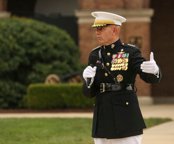 How the new Marine commandant plans to lead in the social media age