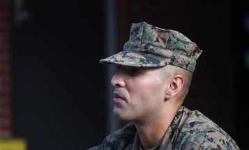 The Taliban drove his family out of Afghanistan when he was a child. Now he wants to go back as a Marine