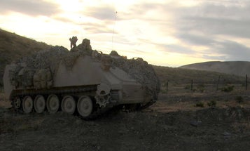 Buckle up: the Army is going to start testing robotic combat vehicles next year