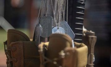 Pentagon identifies soldier who died in non-combat incident in Africa