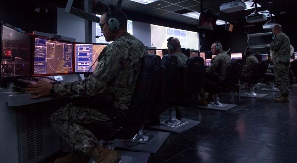 The Navy thinks its new surface warfare trainer is more realistic than training on ships