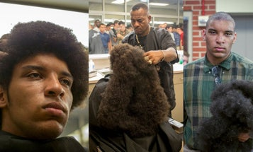 Semper Fro: Just how much hair can you show up to Marine Corps boot camp with?