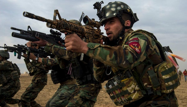 The Taliban wiped out dozens of Afghanistan's most elite commandos