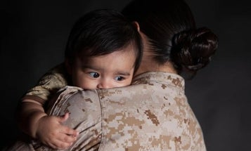 The new Marine Corps commandant wants to give new moms a full year off