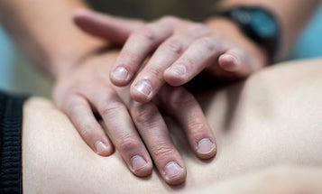 Air Force fighter pilot units are getting personal massage therapists to fight chronic pain