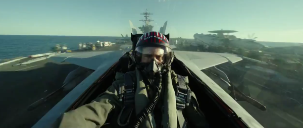The official trailer for Top Gun 2 is finally here