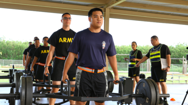 Army recruiters signed off on hundreds of recruits who hadn't passed a required fitness test