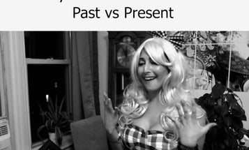 Past vs. Present: When you come home from 'The War'