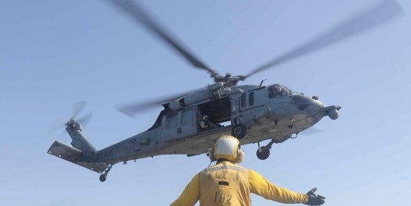 Search ends without finding missing USS Lincoln sailor