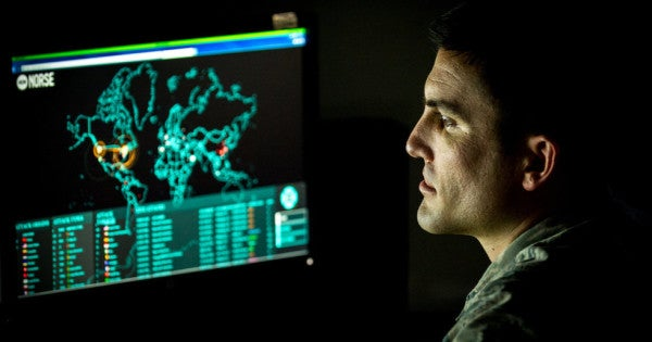 What's keeping generals up at night? Cyber threats