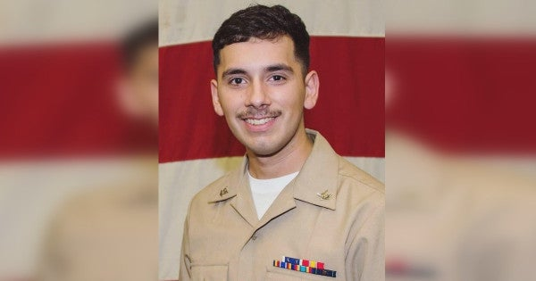 Navy identifies missing sailor who reportedly went overboard from the USS Abraham Lincoln