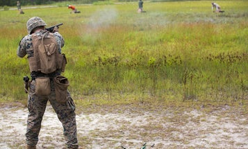 The Marine Corps's new robotic targets look, move, and even shout just like real humans