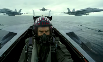 Why Maverick is still a captain 30 years after 'Top Gun,' according to the Navy