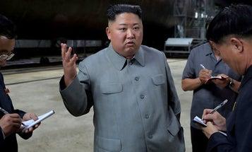 Kim Jong-un claims he has totally stopped the coronavirus