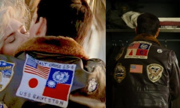 'Top Gun: Maverick' apparently changed Tom Cruise's jacket to please China's Communist party