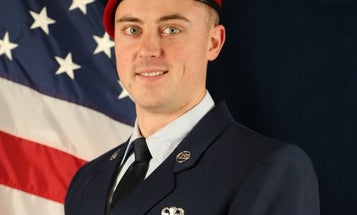 Pentagon identifies special tactics airman who died during training swim