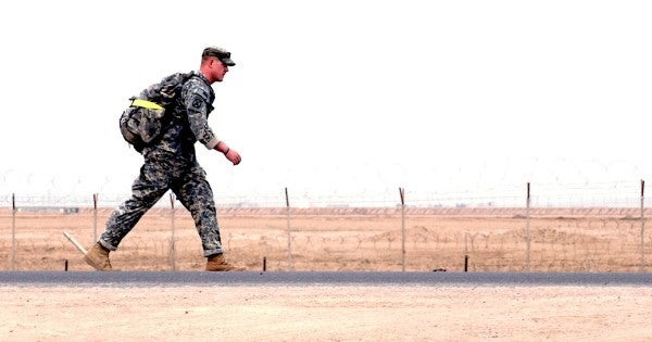 US troops are increasingly falling to heatstroke during training as the military braces for rising temperatures