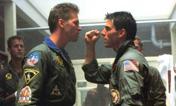 Val Kilmer says he 'didn't want the part' in 'Top Gun'