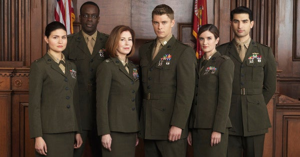CBS has cancelled infuriatingly inaccurate military drama 'The Code'
