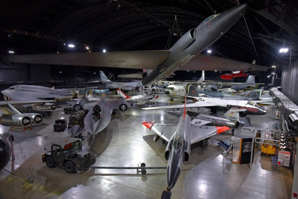 US Air Force Museum reopens after 108-day closure