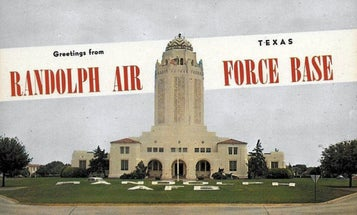 Your Randolph Air Force Base Area Guide