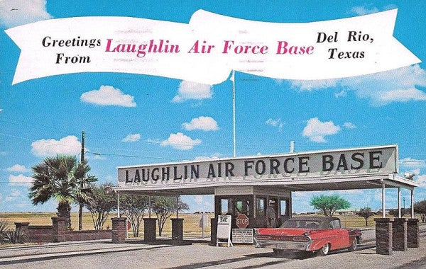 Your Laughlin Air Force Base Area Guide
