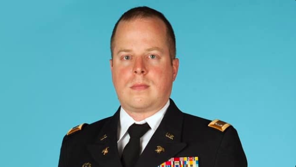 Army Reserve soldier killed in severe weather incident in Virginia