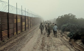 Two dozen US Marines discharged over alleged involvement in drug crimes and human trafficking along the border
