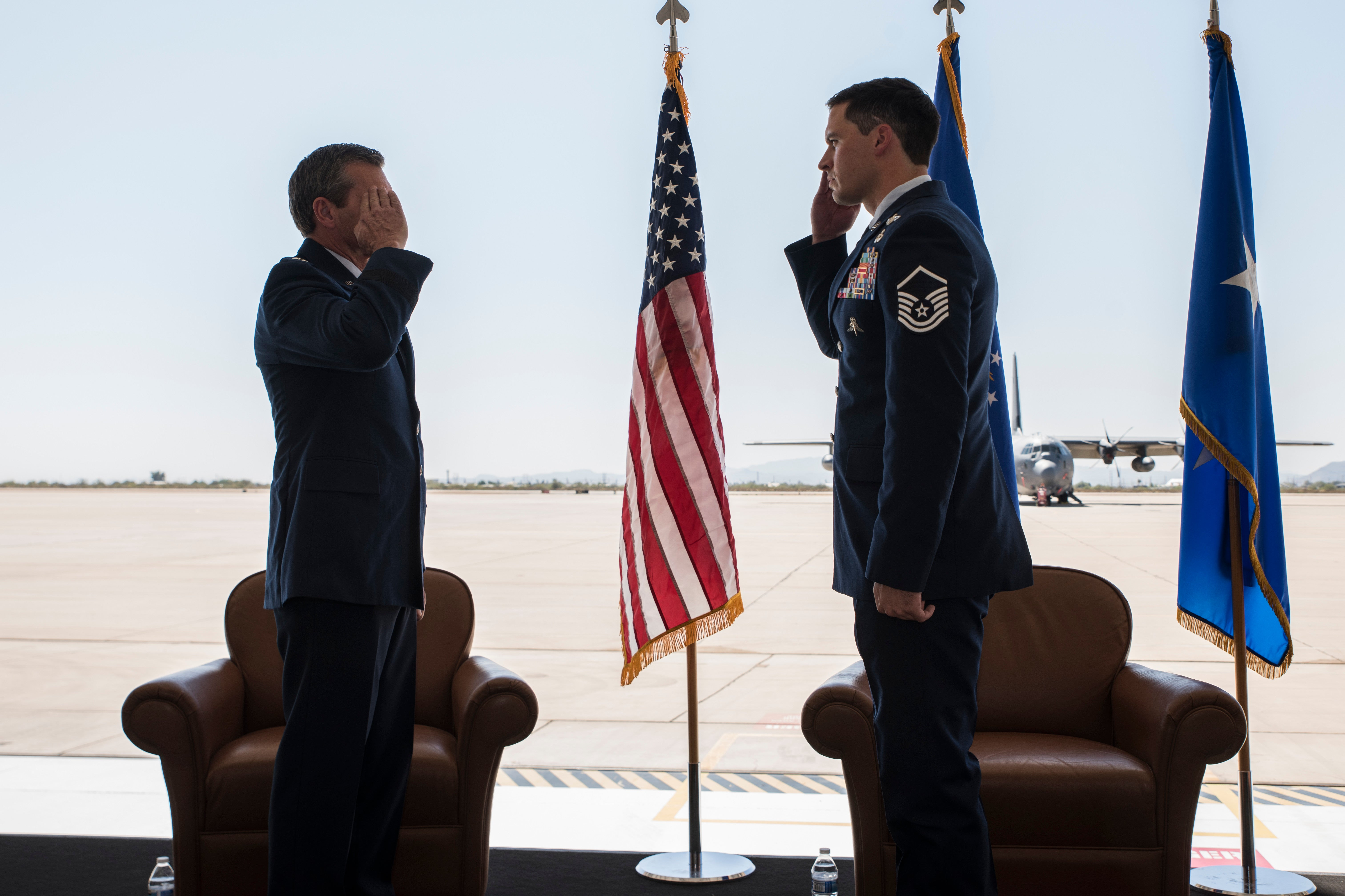 Air Force medics awarded Bronze Star for heroism during special ops raids in Afghanistan