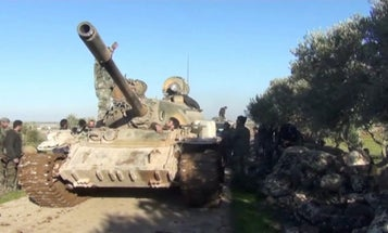 Turkey shoots down Syrian warplane as fighting escalates