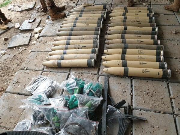 3 US troops wounded in renewed rocket attacks on Iraq's Taji base