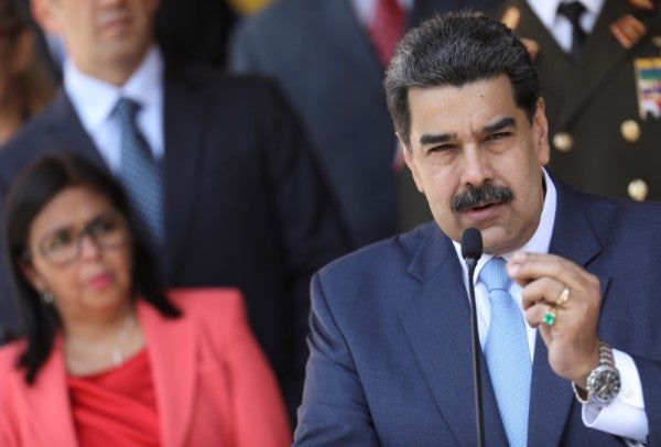 US indicts Venezuelan president on 'narco-terrorism' charges