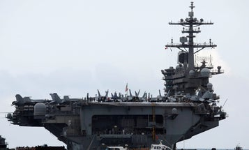 Missing sailor from the USS Theodore Roosevelt declared dead