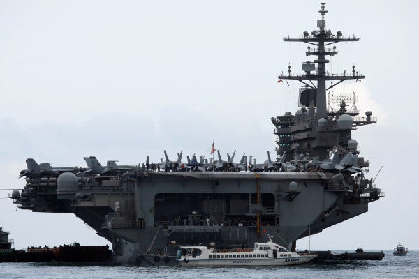 Navy Reservists are getting a brand new payment system
